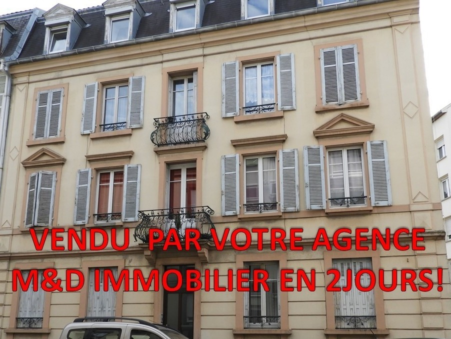 Vente Appartement MULHOUSE 45 000 €