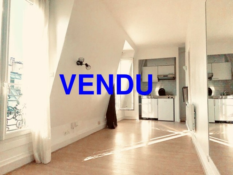 Vente Appartement PARIS 17EME ARRONDISSEMENT  300 000 €