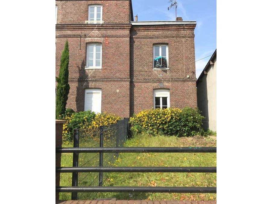 Vente Maison  séjour 15 m²  SOTTEVILLE LES ROUEN  129 600 €