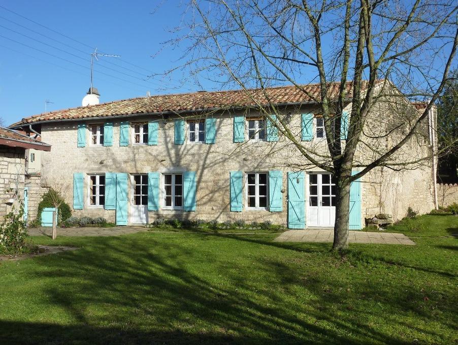 Vente Maison BRIOUX SUR BOUTONNE  261 000 €