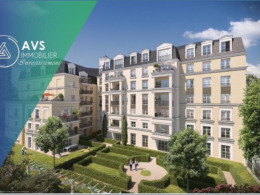 Vente Appartement LE PLESSIS ROBINSON  492 000 €
