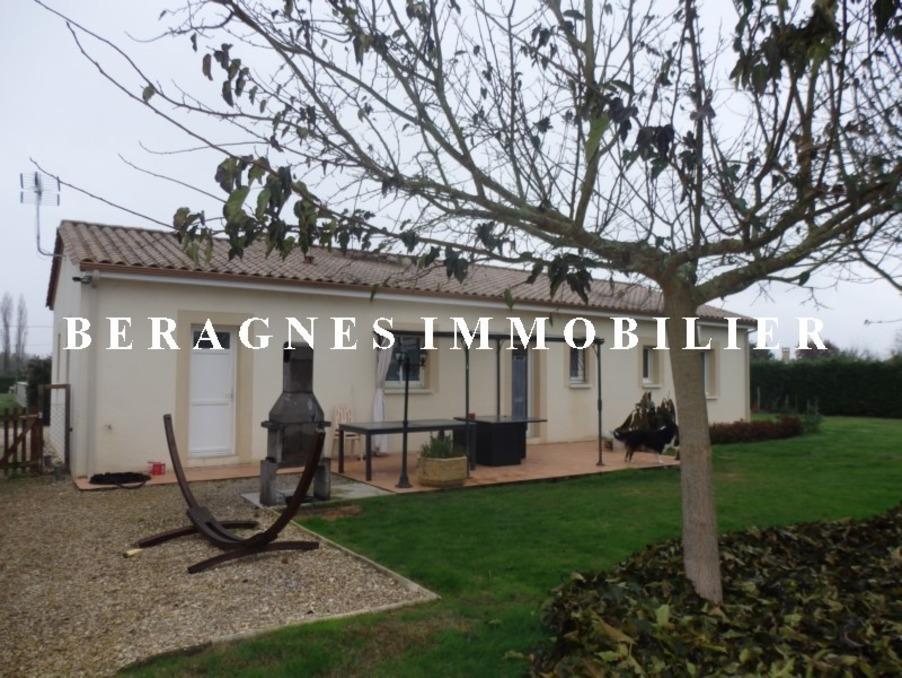Vente Maison BERGERAC  176 250 €
