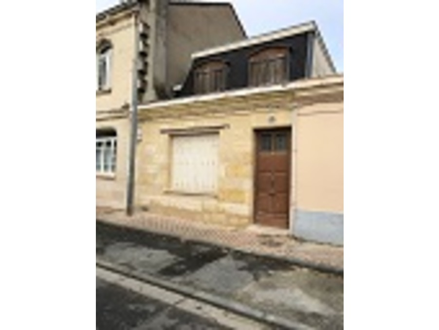 Vente Maison BORDEAUX  346 500 €