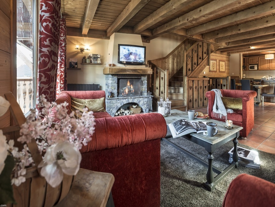 Vente Appartement  4 chambres  COURCHEVEL  982 775 €