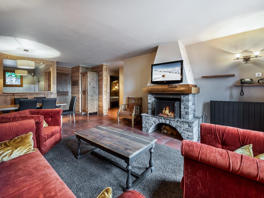 Vente Appartement  séjour 32,83 m²  COURCHEVEL  511 700 €