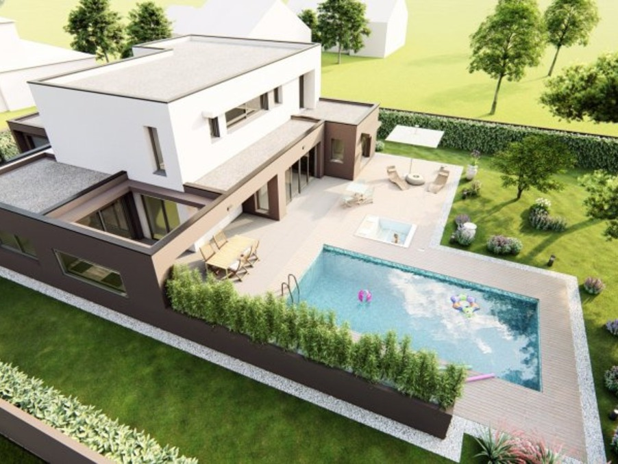 a vendre maison avec jardin montpellier 215 m 1260000. Black Bedroom Furniture Sets. Home Design Ideas