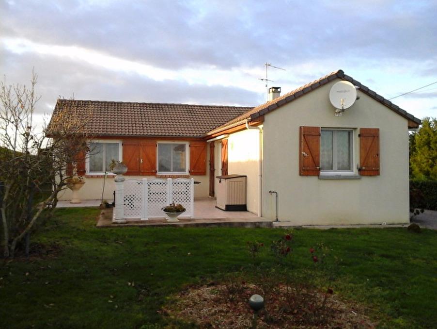 Vente Maison  avec jardin  La chatre  138 000 €