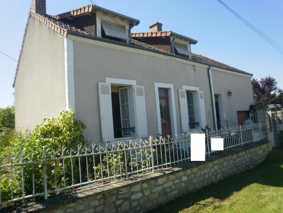 Vente Maison La chatre  108 500 €