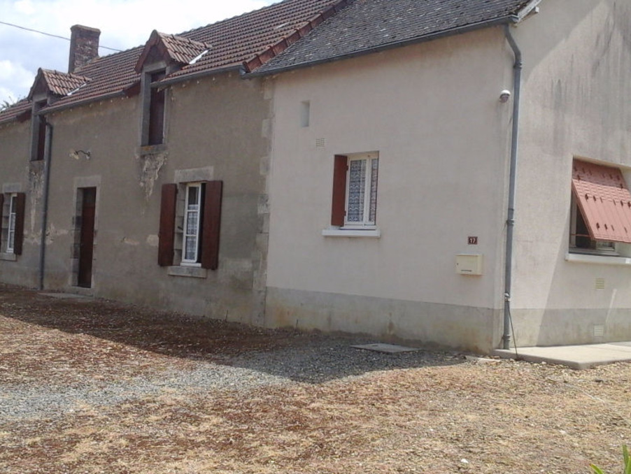 Vente Maison La chatre 60 000 €