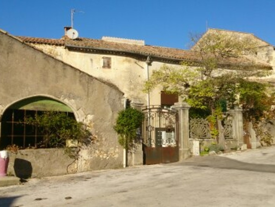 Vente Maison BROUZET LES ALES  174 000 €