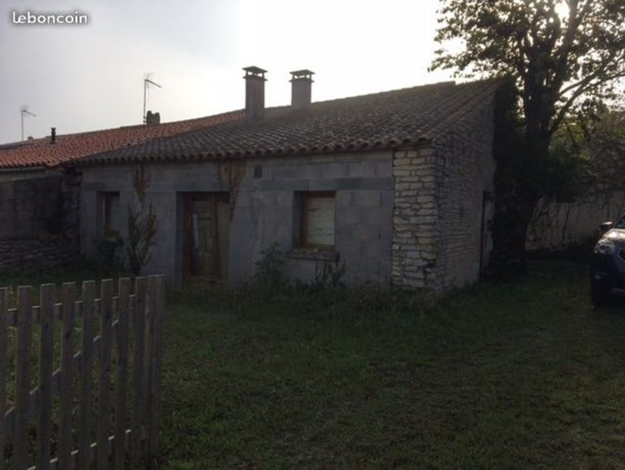 Vente Maison Courcon 3