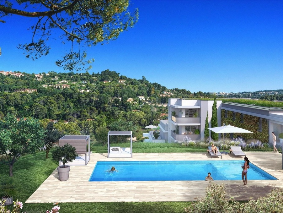 Vente appartement neuf MOUGINS  218 000 €