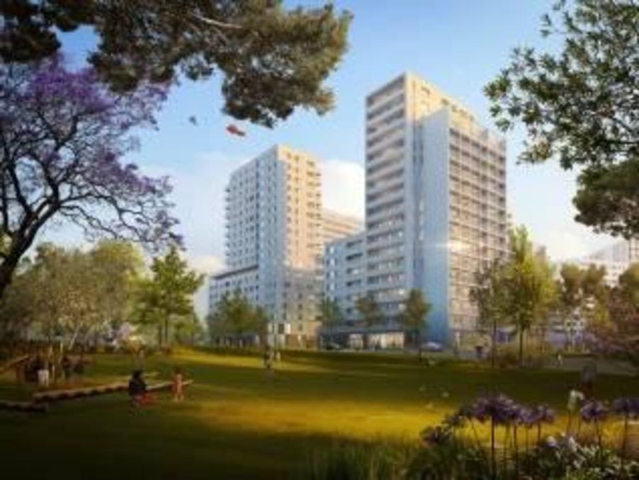 Vente appartement neuf MARSEILLE  106 919 €