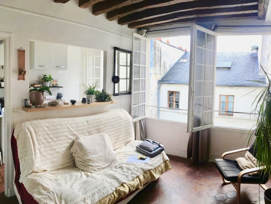 Vente Appartement  studio  PARIS 3EME ARRONDISSEMENT  265 000 €