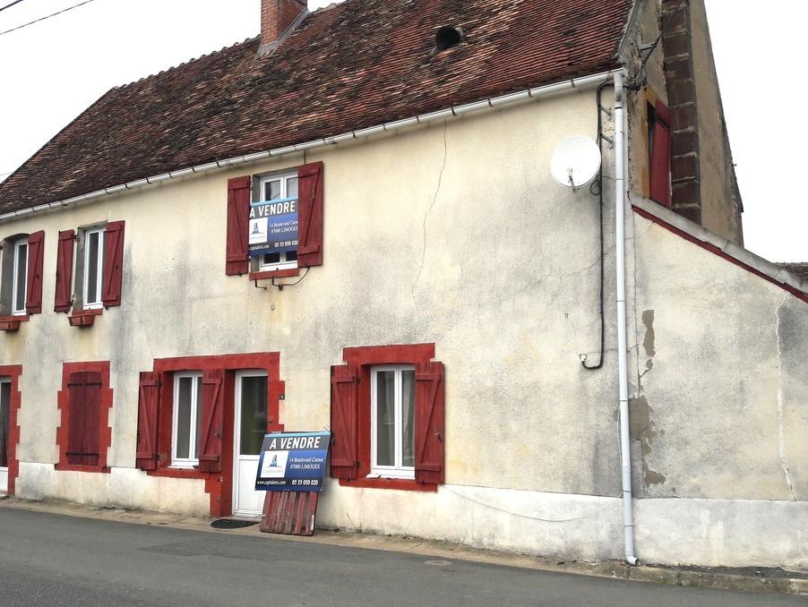 Vente Maison Saint-Civran 88 000 €