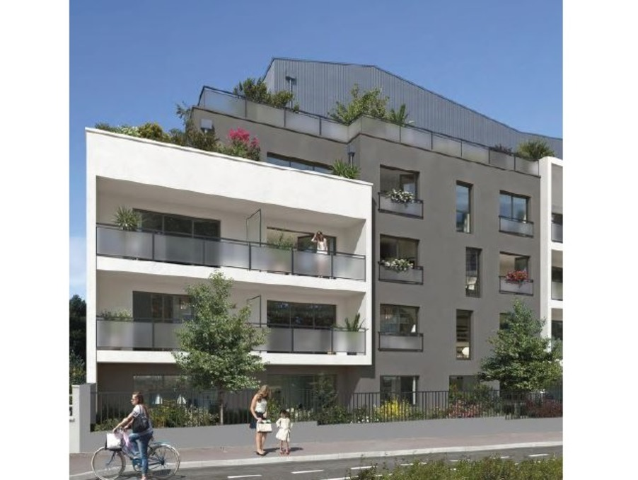 Vente Neuf Saint-Nazaire  163 586 €