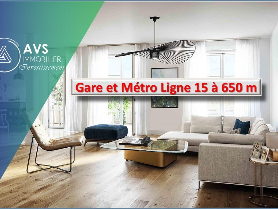 Vente Appartement CLAMART  700 000 €