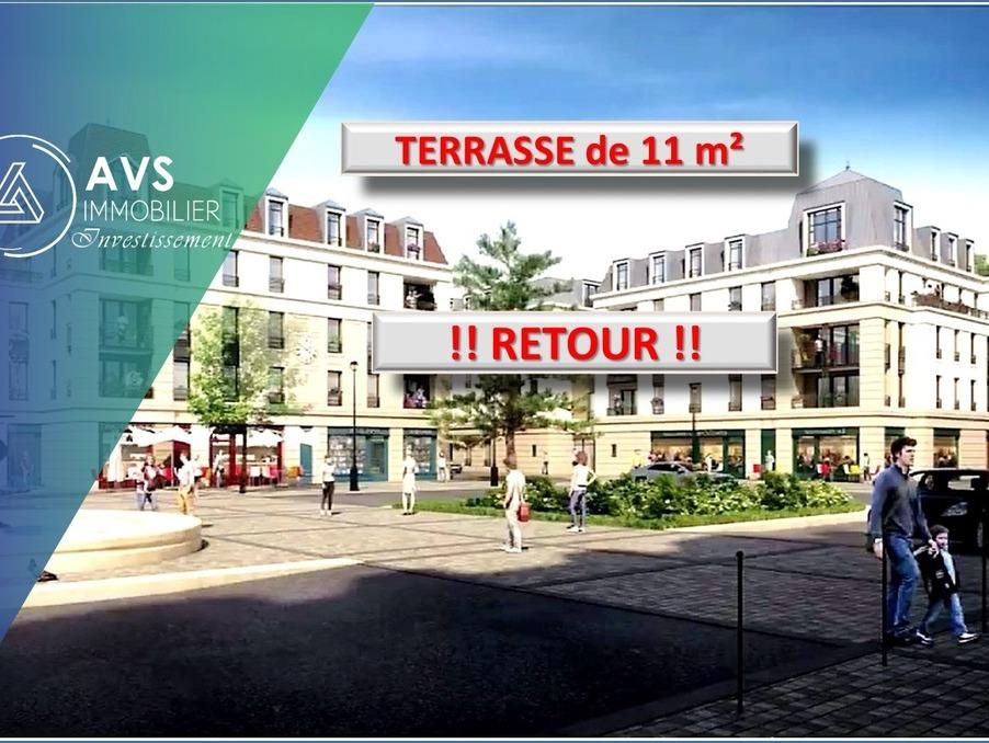 Vente Appartement FONTENAY AUX ROSES  494 000 €