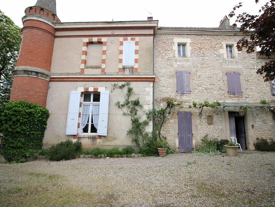 Vente Chateau LOMBERS 2