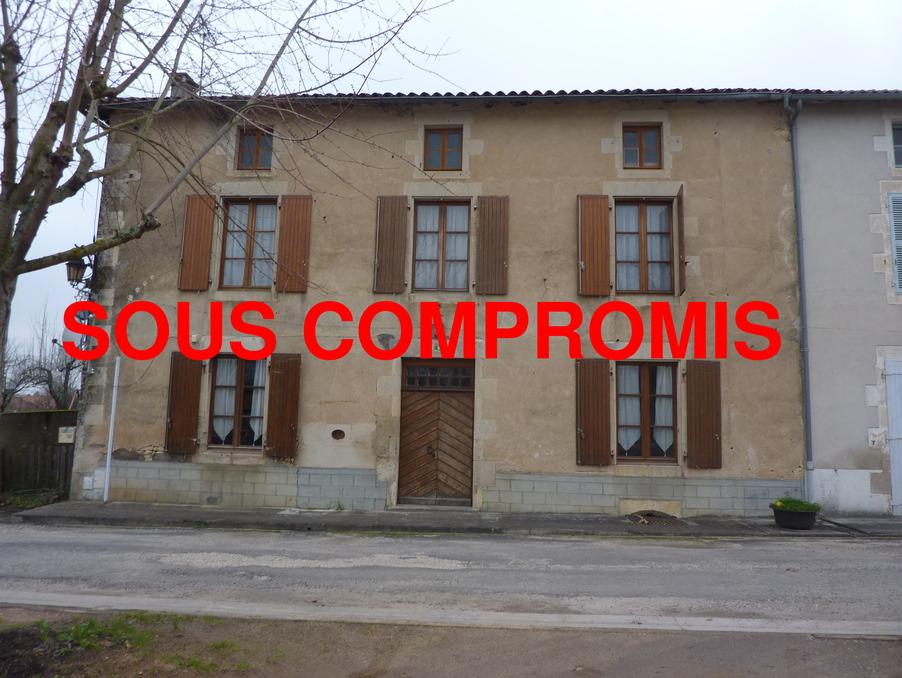 Vente Maison Saint-laurent-de-céris 71 000 €