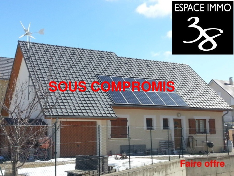 Vente Maison LA MURE  195 000 €