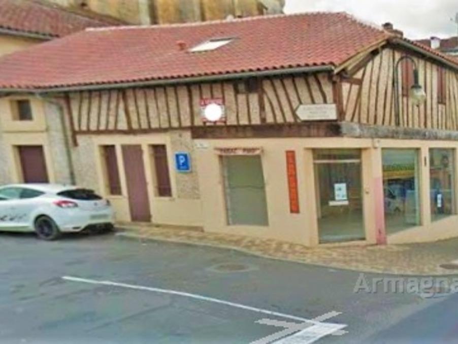 Vente Immeuble CAZAUBON  139 000 €