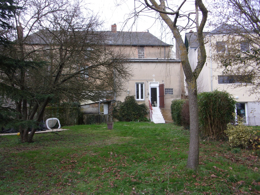 Vente Maison Le bourg d'ire  113 940 €