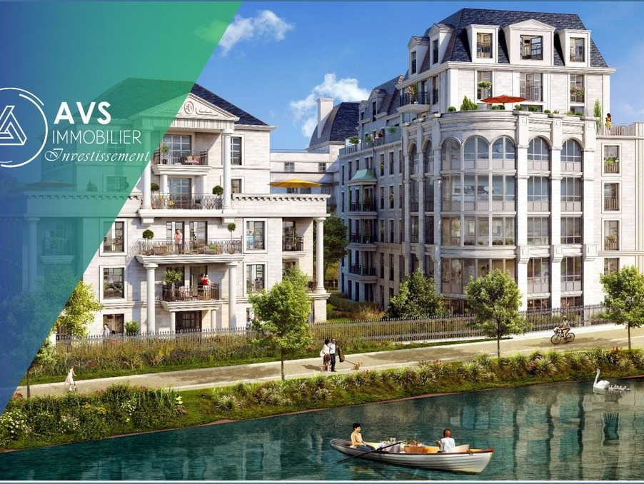 Vente Appartement CLAMART  520 000 €