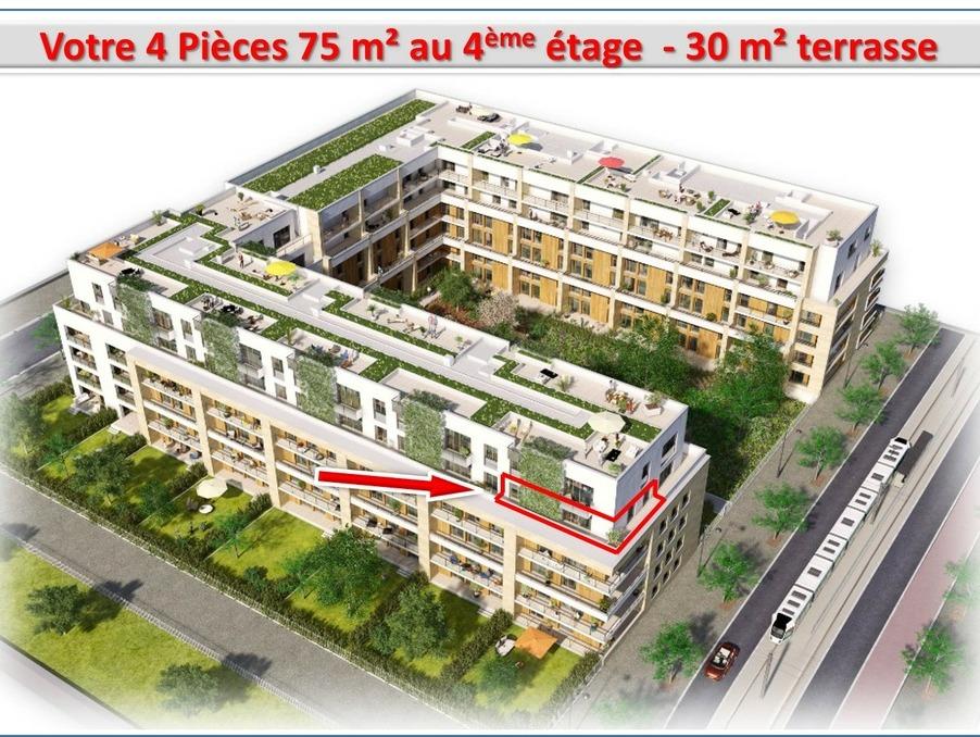 Vente Appartement MEUDON 4