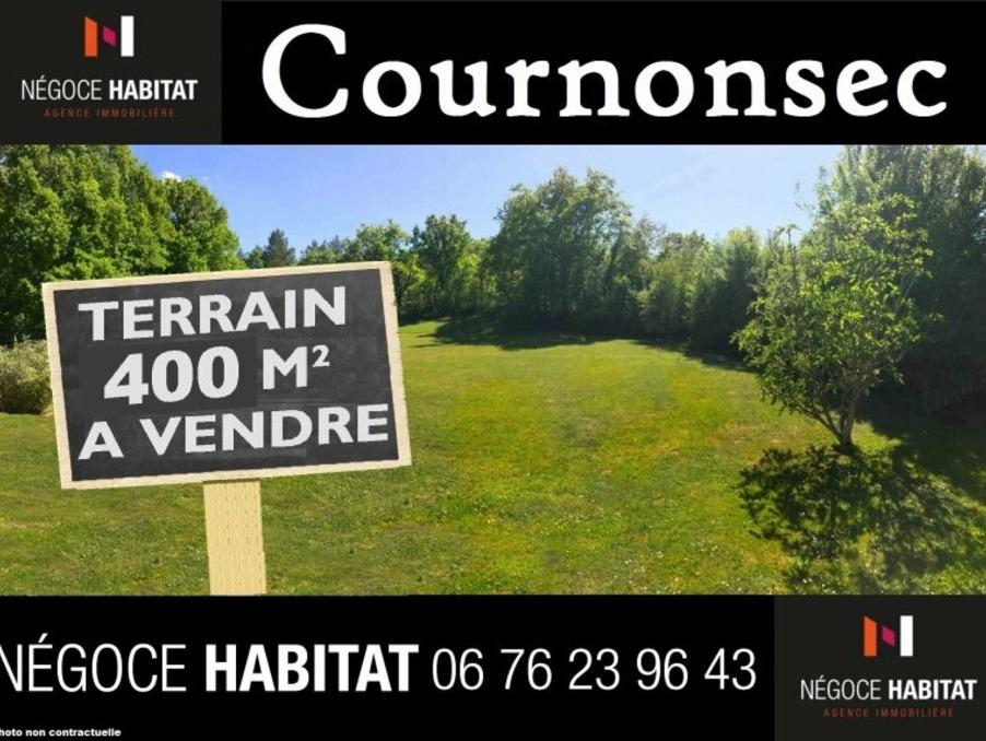 Vente Terrain Cournonsec  150 000 €