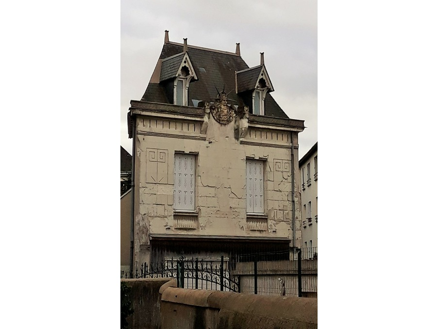 Vente Maison  avec jardin  AMBOISE  168 000 €