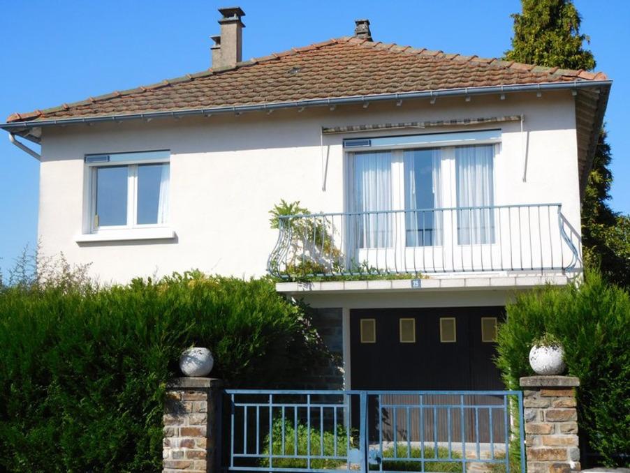 Vente Maison  3 chambres  St yrieix la perche 86 000 €
