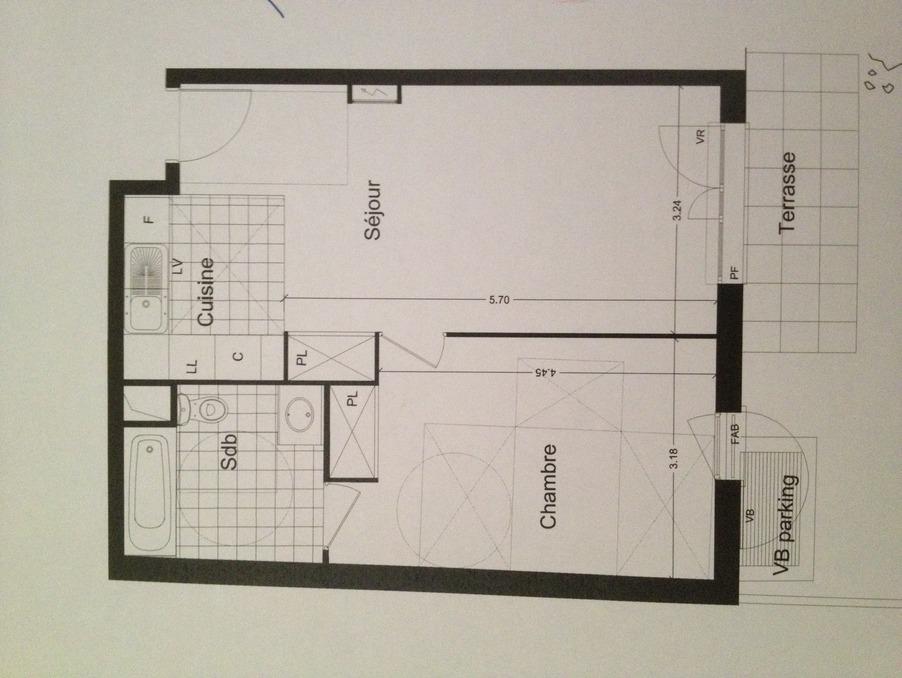 Location Appartement ERMONT 5
