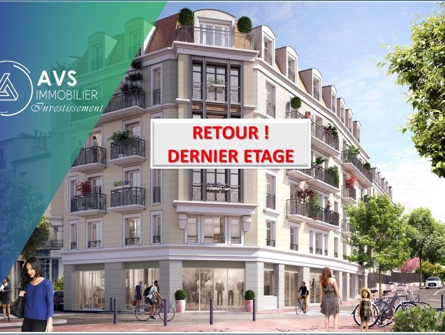 Vente Appartement CLAMART  354 000 €