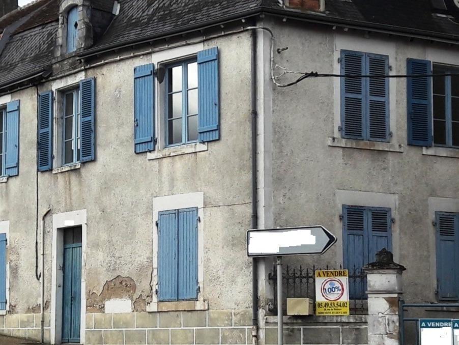 Vente Maison Saint-Savin 75 000 €