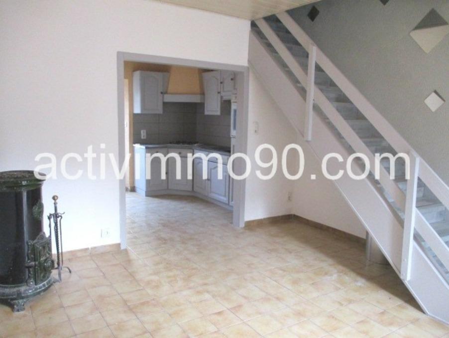 Vente Appartement Trevenans 92 600 €