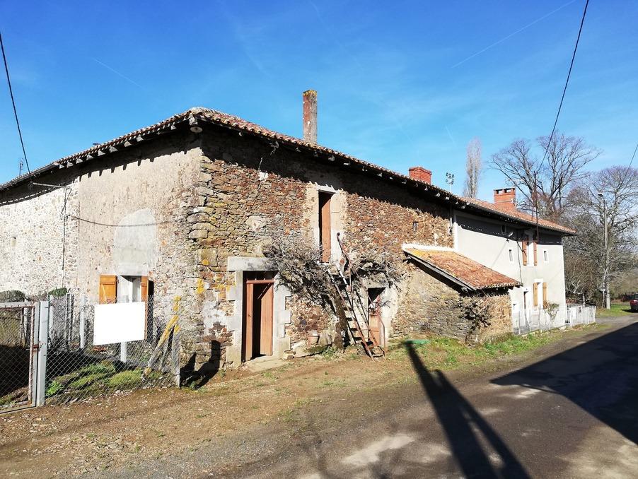 Vente Maison  3 chambres  MASSIGNAC 51 500 €