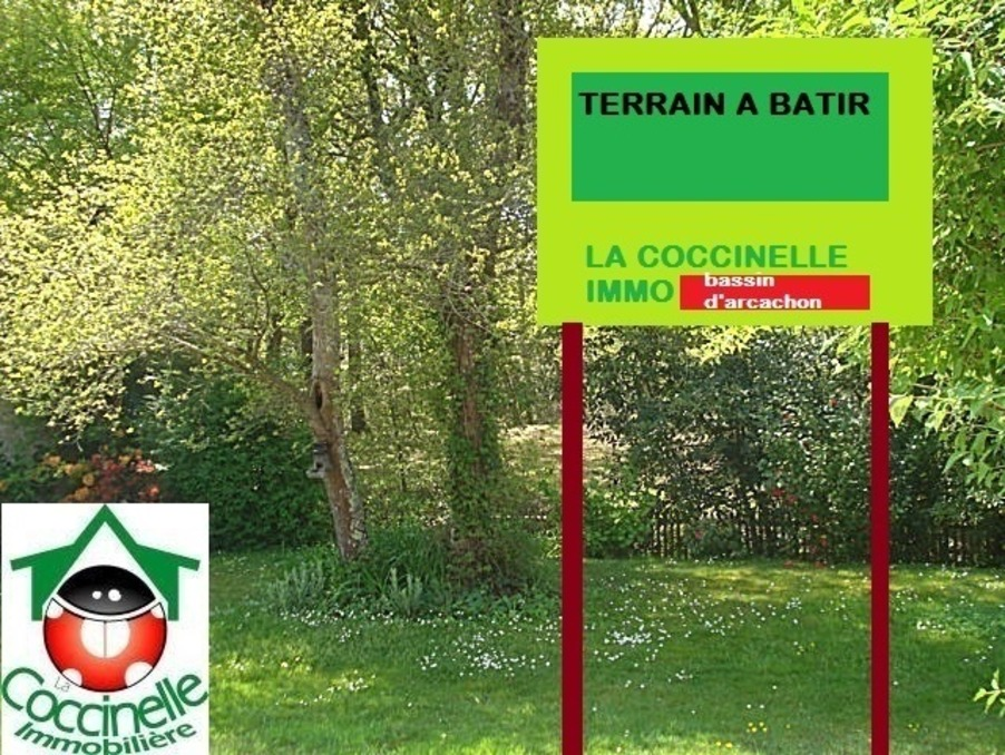 Vente Terrain Saint-Médard-en-Jalles 2
