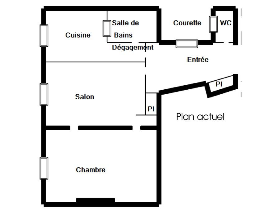 Vente Appartement PARIS 17EME ARRONDISSEMENT 4