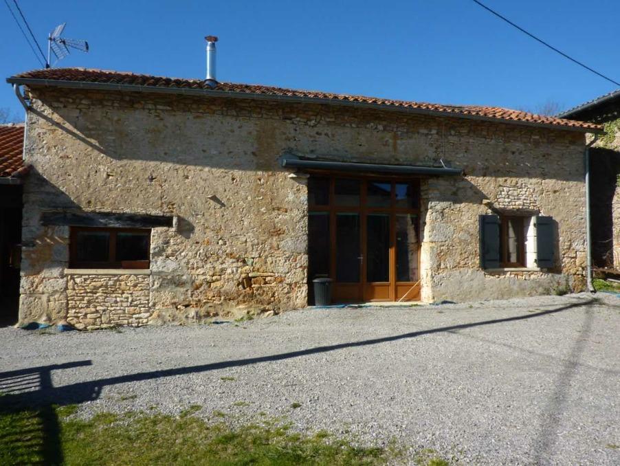 Vente Maison CHASSENEUIL SUR BONNIEURE  174 900 €