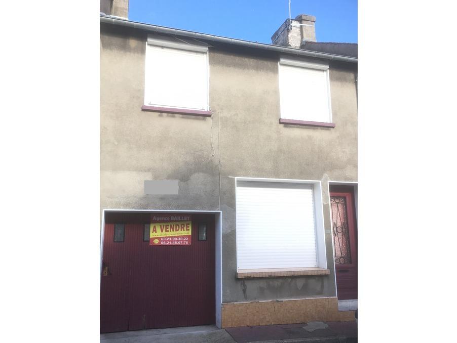 Vente Maison  séjour 13.17 m²  ETAPLES  126 000 €