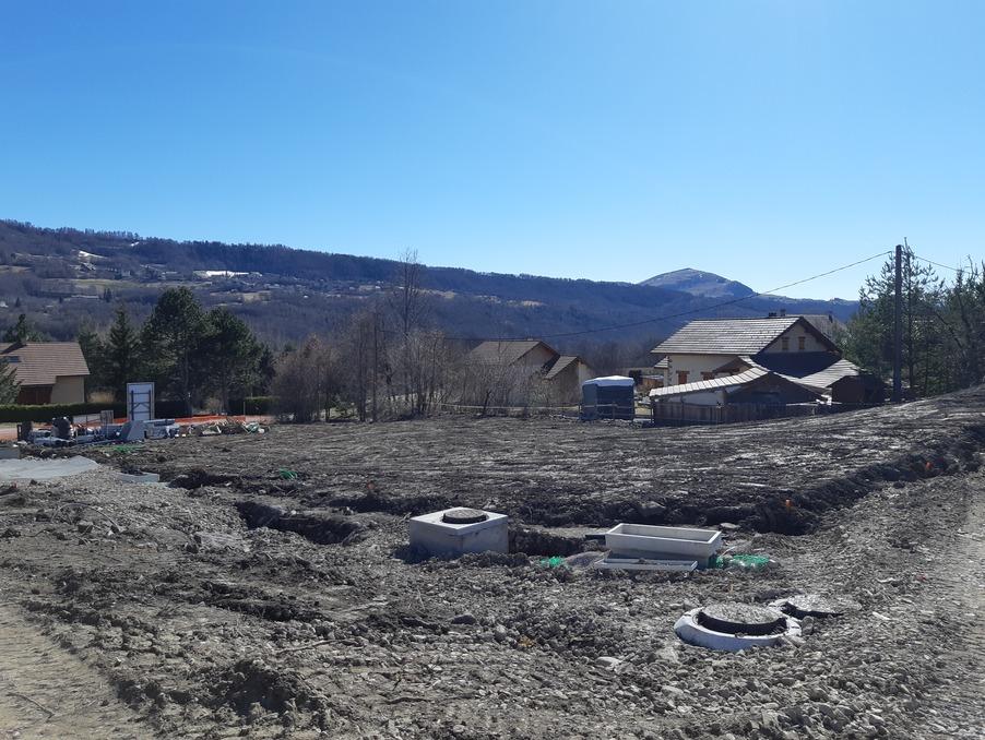 Vente Terrain Saint-Jean-Saint-Nicolas 51 000 €