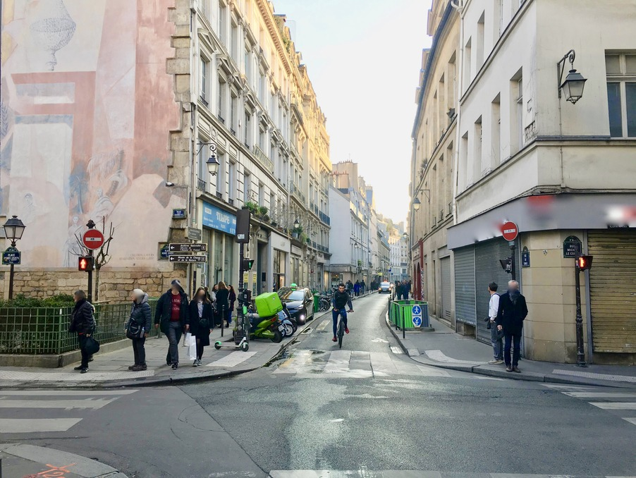 Location Local PARIS 3EME ARRONDISSEMENT 1 947 €