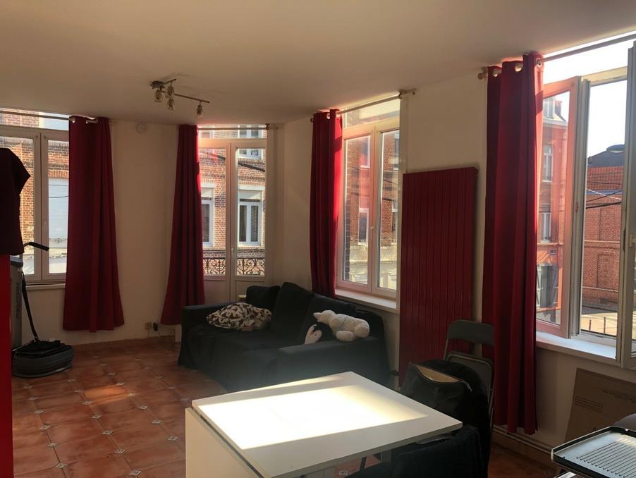 Vente Appartement  séjour 30 m²  LILLE  178 000 €