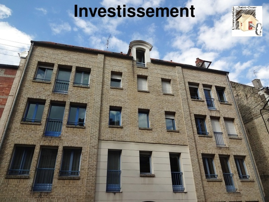 Vente Maison Saint-Omer  118 800 €