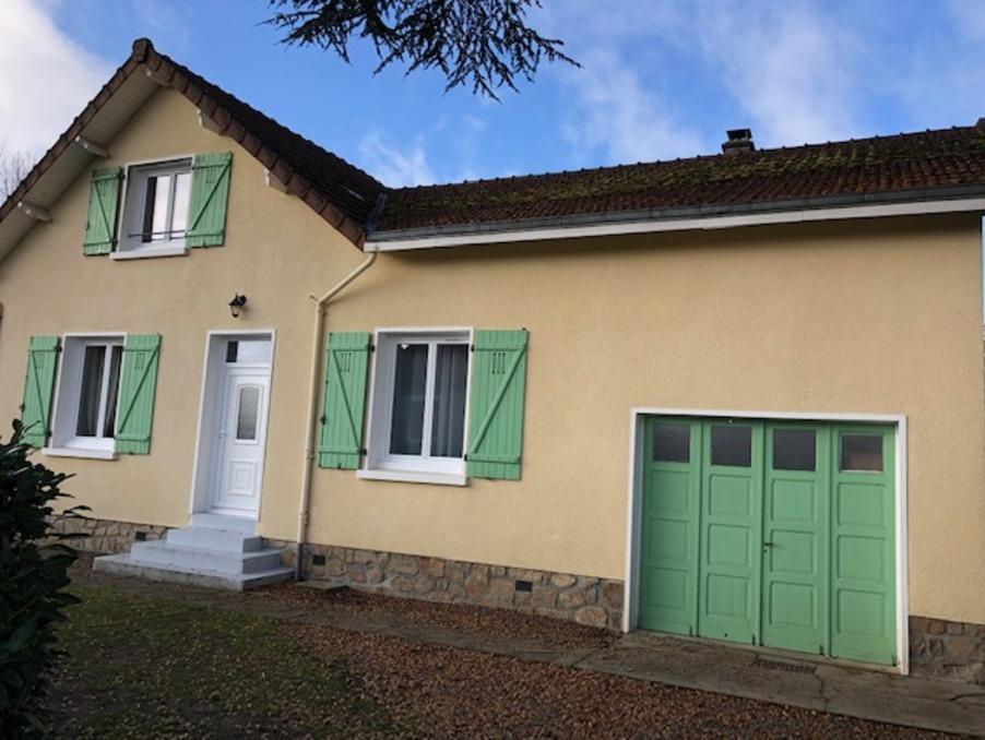 Vente Maison  avec jardin  CIEUX  154 000 €
