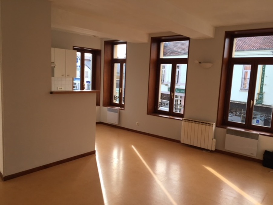 Location Appartement HESDIN  490 €