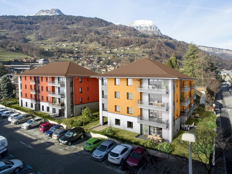 Vente Appartement SALLANCHES  167 000 €