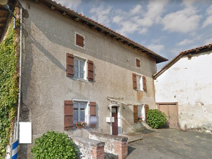 Vente Maison MASSIGNAC 49 500 €