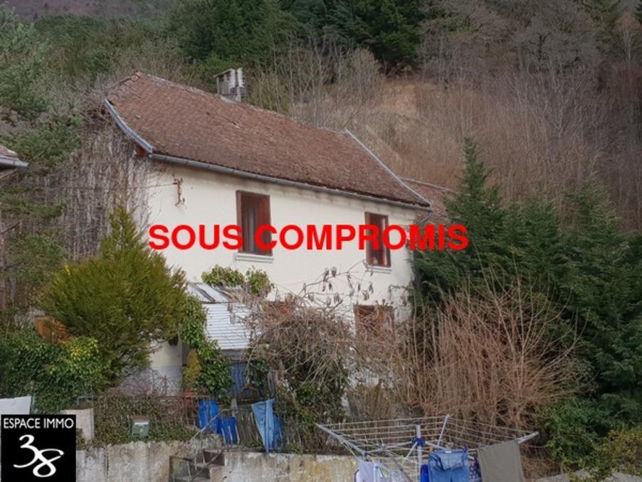 Vente Maison MARCIEU 30 000 €